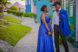 Styling - Prom 2015