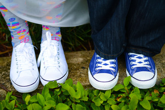 Just for Kicks - Wedding Tale