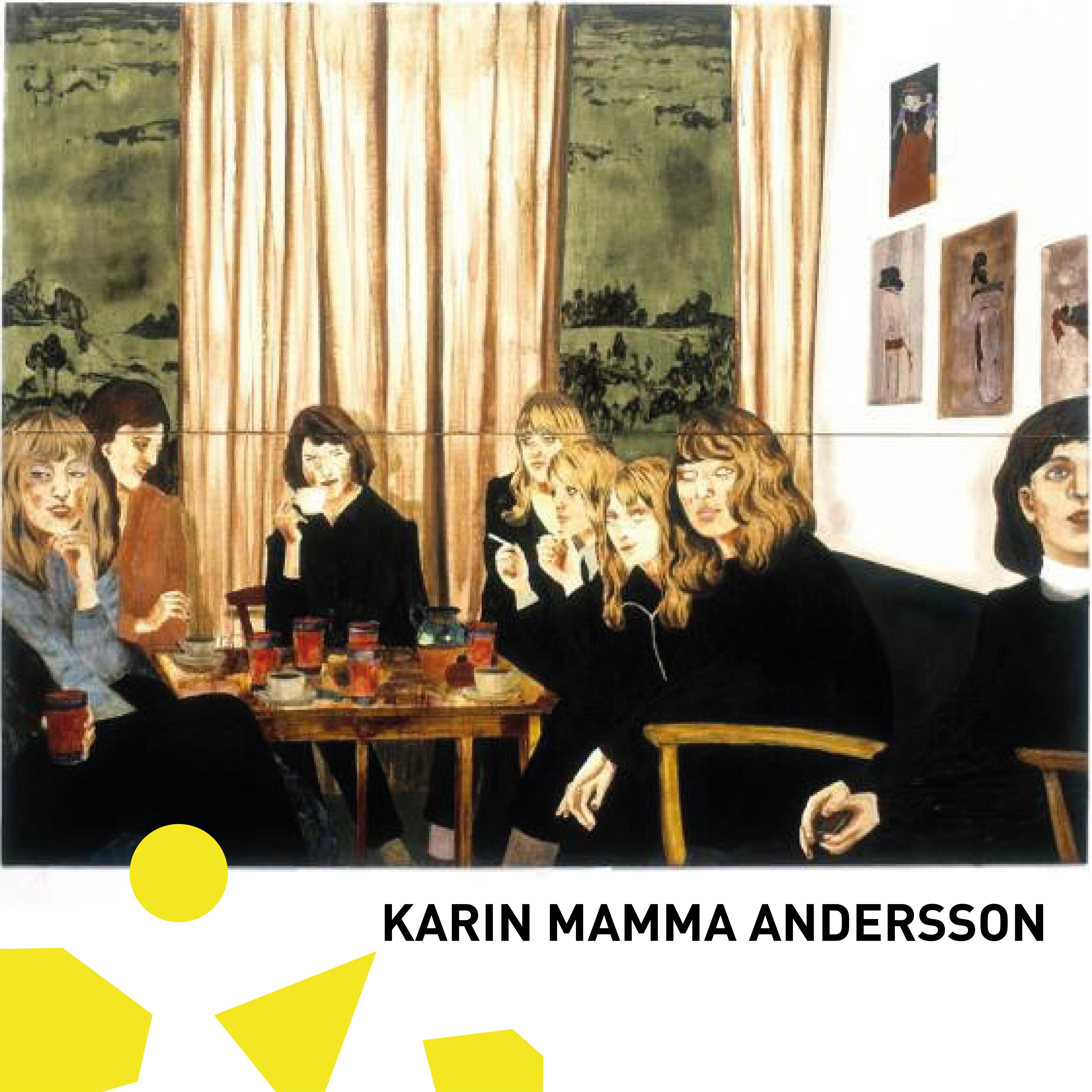 Karin Mamma Andersson