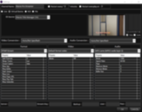 Marsis Streamer | DVB Compliant Streamer | UDP,RTMP,HLS Streamer
