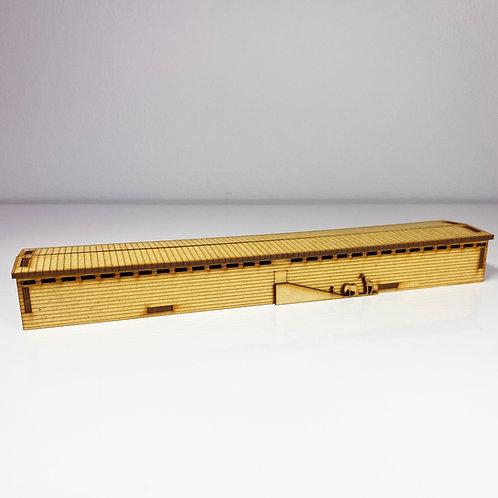 Noah's Ark Scale Model - 1:500 Scale