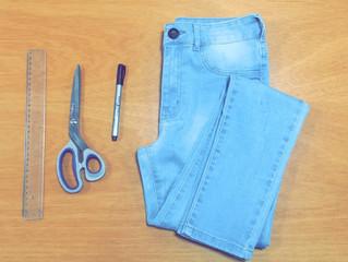 Não jogue fora seu Jeans