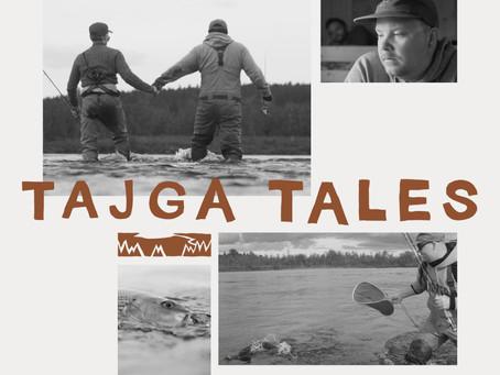 Tajga Tales #1 - The Grayling King