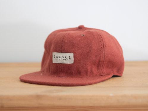 Red Rusty Wool