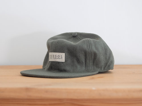 Ash Green Wool