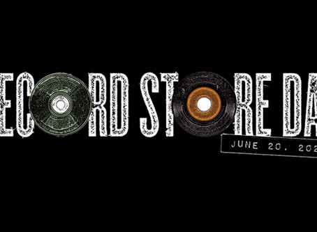 Record Store Day: June 20th, 2020