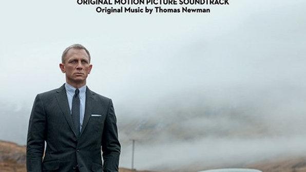 "Various Artists ""Skyfall: Original Movie Soundtrack"""