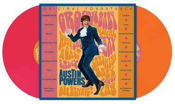 "Various Artists ""Austin Powers -- International Man of Mystery"""