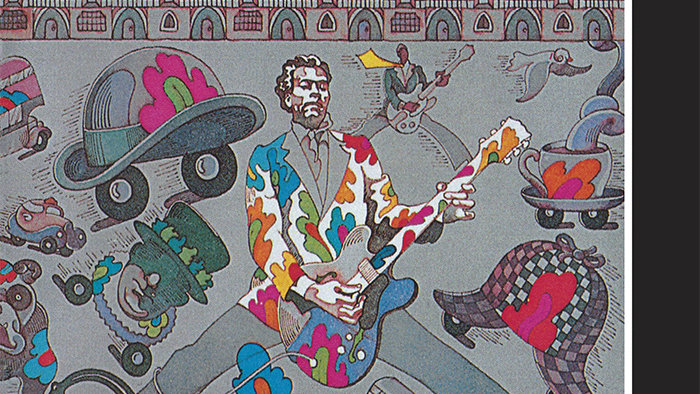 """Chuck Berry """"The London Chuck Berry Sessions"""""""