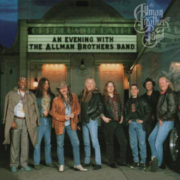 """The Allman Brothers Band """"An Evening With The Allman Brothers Band: Firs"""