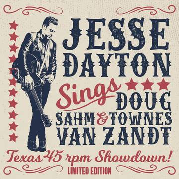 "Jesse Dayton ""Texas 45 RPM Showdown"""