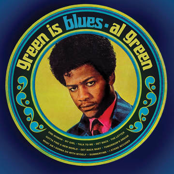 "Al Green ""Green Is Blues"""