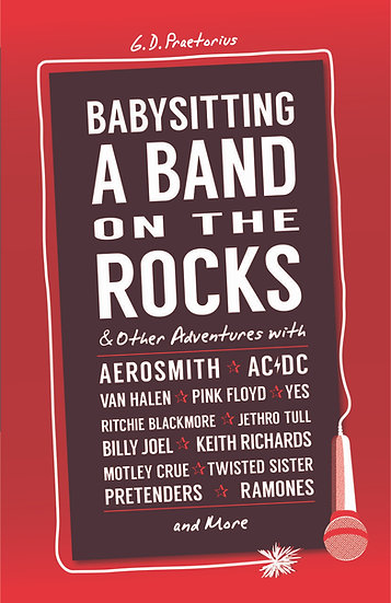 Babysitting A Band On The Rocks Book