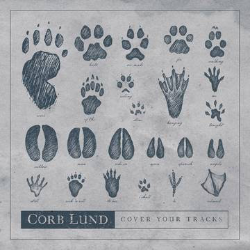 "Corb Lund ""Cover Your Tracks EP"""