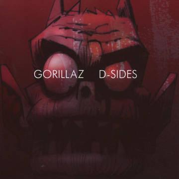 "Gorillaz ""D-Sides"""