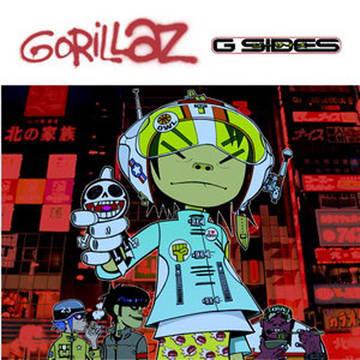 "Gorillaz ""G-Sides"""