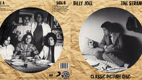 """BILLY JOEL """"The Stranger"""" Picture Disc NOW AVAILABLE for a limited time!"""
