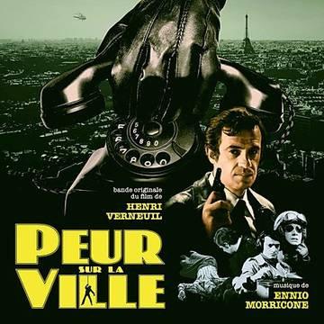 """Ennio Morricone """"Peur Sur La Ville"""""""