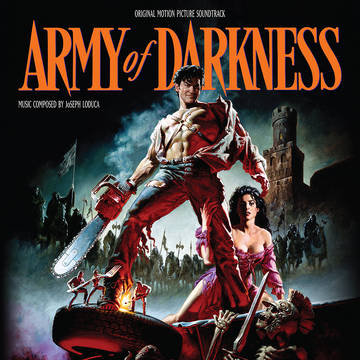 "Joe LoDuca & Danny Elfman ""Army Of Darkness"""