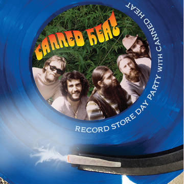 "Canned Heat ""Record Store Day Party With Canned Heat"""
