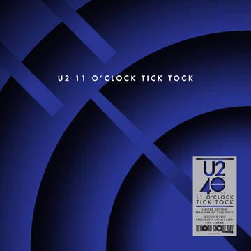 "U2 ""11 O'Clock Tick Tock"" (40th Anniversary)"