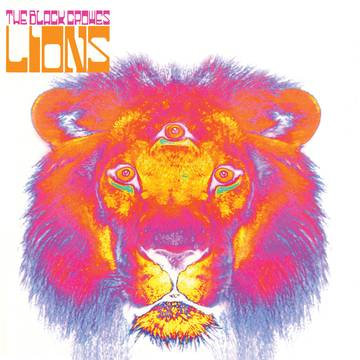 """The Black Crowes """"Lions"""""""