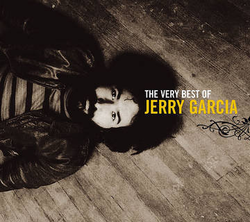 "Jerry Garcia ""The Very Best Of Jerry Garcia"""