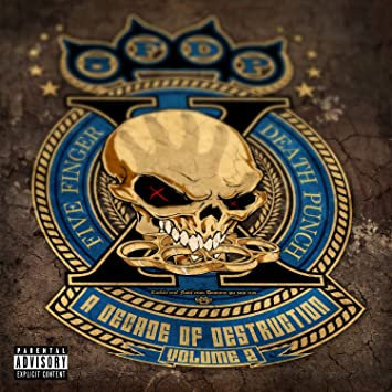 "Five Finger Death Punch ""A Decade Of Destruction, Vol II"""