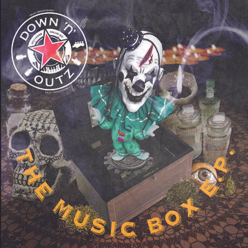 """Down & Outz """"The Music Box EP"""""""