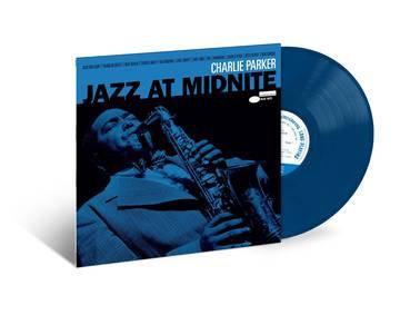 "Charlie Parker ""Jazz At Midnite"""