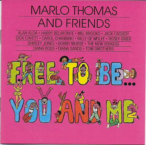 "Marlo Thomas ""Free To Be You & Me"" Vinyl LP"