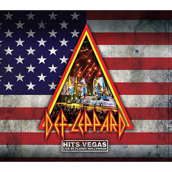 "Def Leppard ""Hits Vegas - Live At Planet Hollywood"""