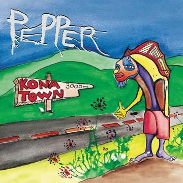 "Pepper ""Kona Town"""