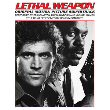 "Various Artists ""Lethal Weapon (Original Motion Picture Soundtrack)"""