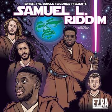 "Ezra Collective ""Samuel L.Riddim / Dark Side Riddim"""