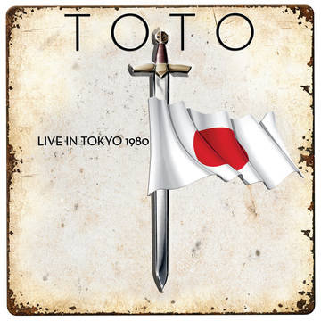 """Toto """"Live In Tokyo 1980"""""""
