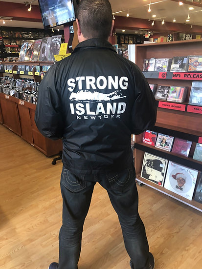 Strong Island Windbreaker Jacket