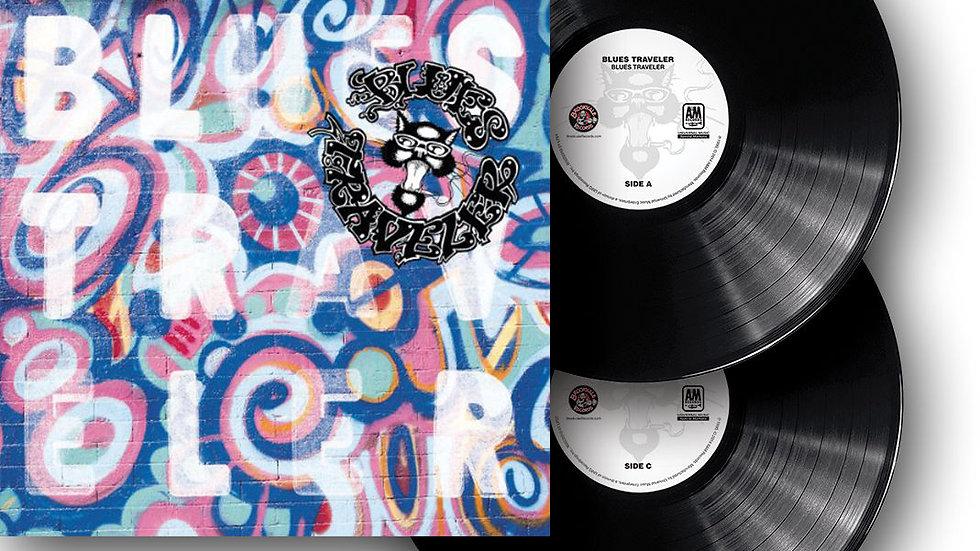 """Blues Traveler """"Blues Traveler"""" 180G Black Vinyl"""