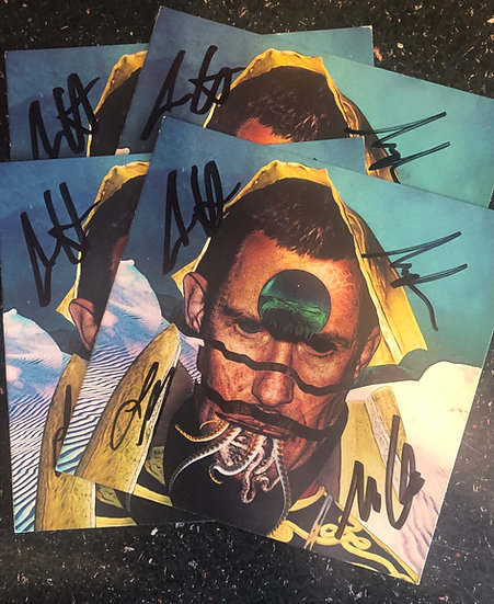 Veil Of Maya AUTOGRAPHED Booklet