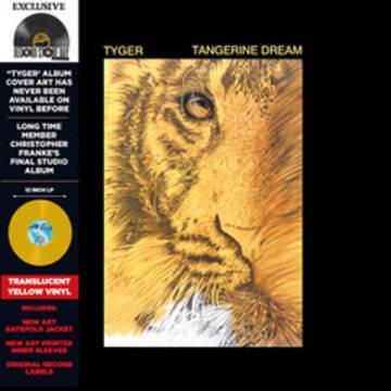 """Tangerine Dream """"Tyger"""""""