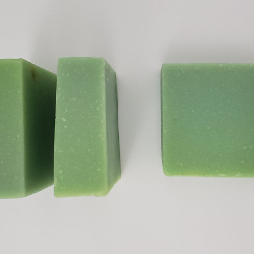 Green Tea Verbena Soap