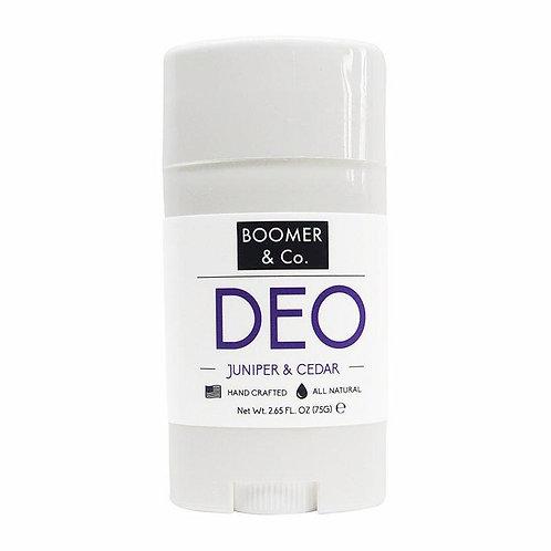 Juniper & Cedar Deodorant