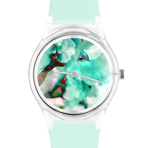 May 28th Watch Ice Blue