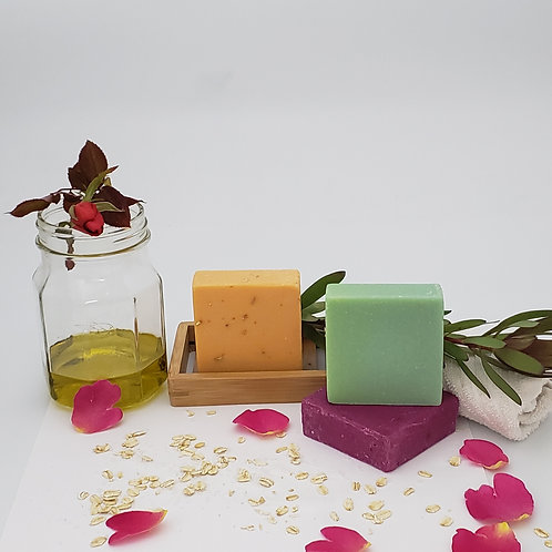 Sweet 3 pack Soap