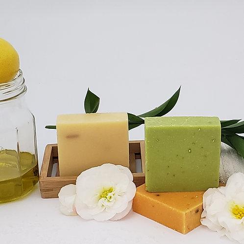 Citrus 3 pack Soap