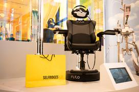 Roto VR at Selfridges London