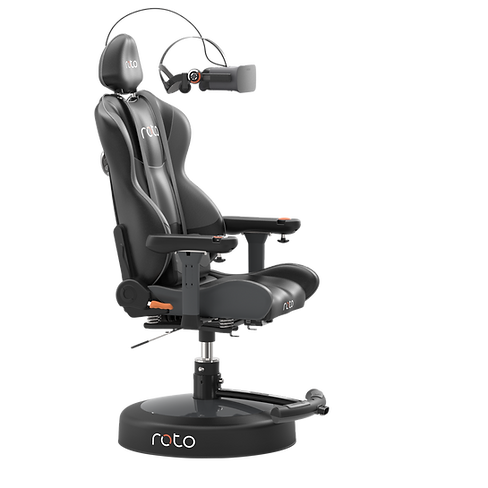 Roto VR Chair - Shipping Now!