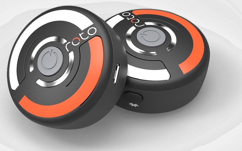Roto VR headtrackers