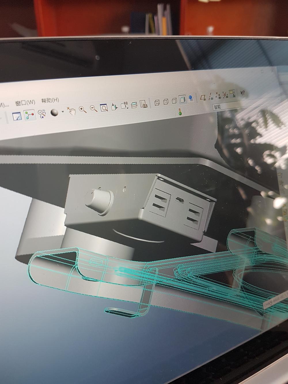 Roto VR Control Box