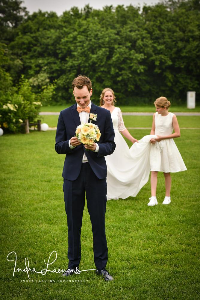 Huwelijk Dimitri & Kristina